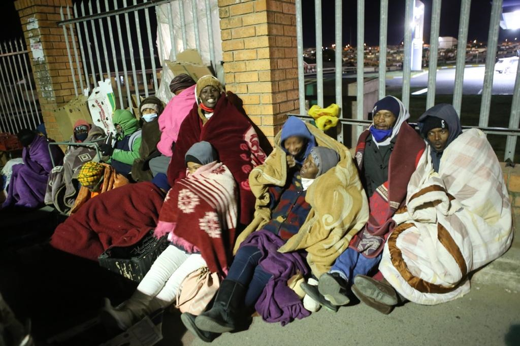 What happened to the Sassa food parcels? | Fin24 - News24