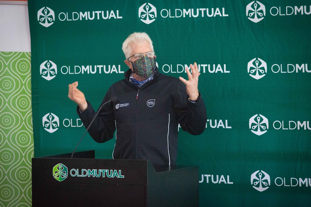 300-bed quarantine site in Pinelands, Old Mutual