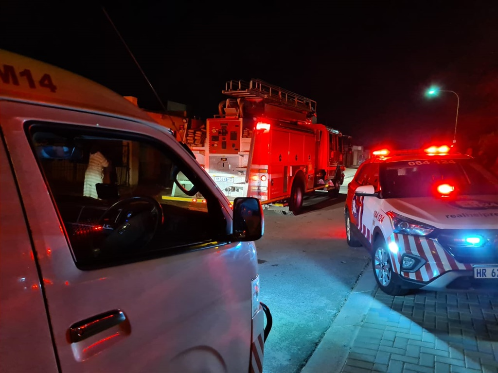 House fire in Soweto claims lives of woman, girl - News24