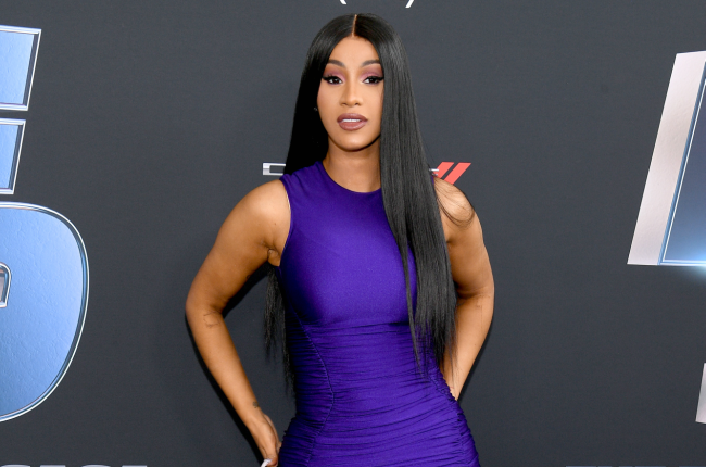WATCH: Kulture refuses to give Cardi B attention in this hilarious video! - Channel 24