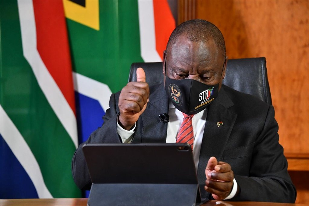 Ramaphosa told to lift cigarette, alcohol ban and move to Level 2 lockdown - sources - News24