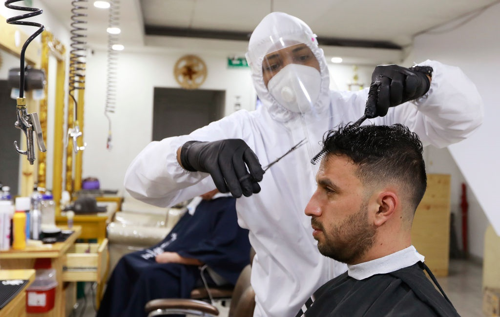 Hairdressers lose court bid to return to work during lockdown - News24