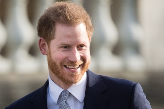 Prince Harry. (Photo: Getty Images)