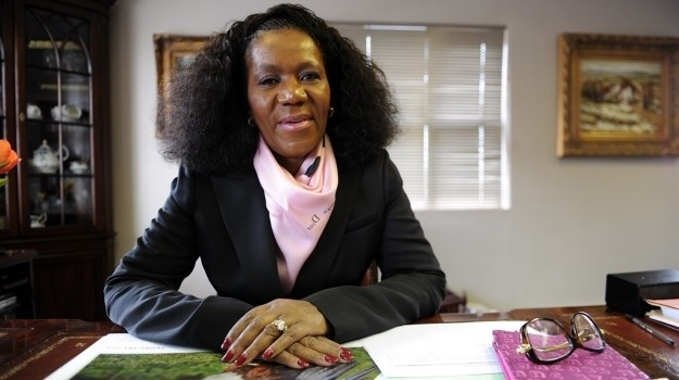 Daphne Mashile-Nkosi's mining venture dodges business rescue, for now - Fin24