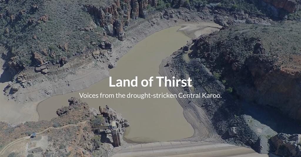 drought, karoo