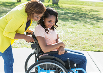 Does your child have a disability? This is how you can best care for them
