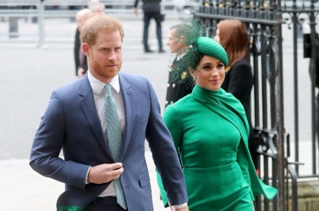 Prince Harry and Meghan Markle. (PHOTO: Getty Images)