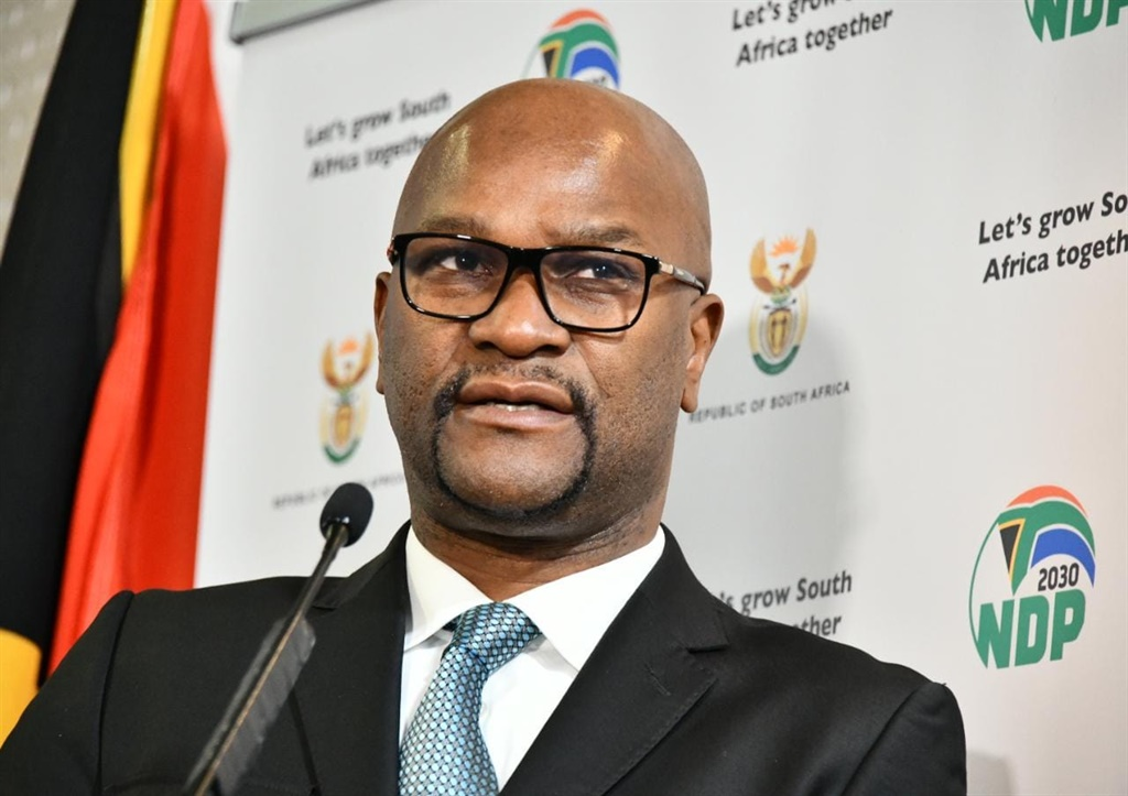 Minister of Sports, Arts and Culture Nathi Mthethwa. (GCIS)