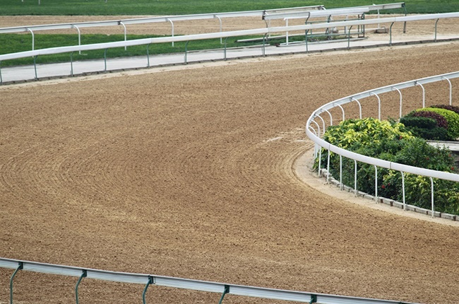 Horseracing track (Getty Images)