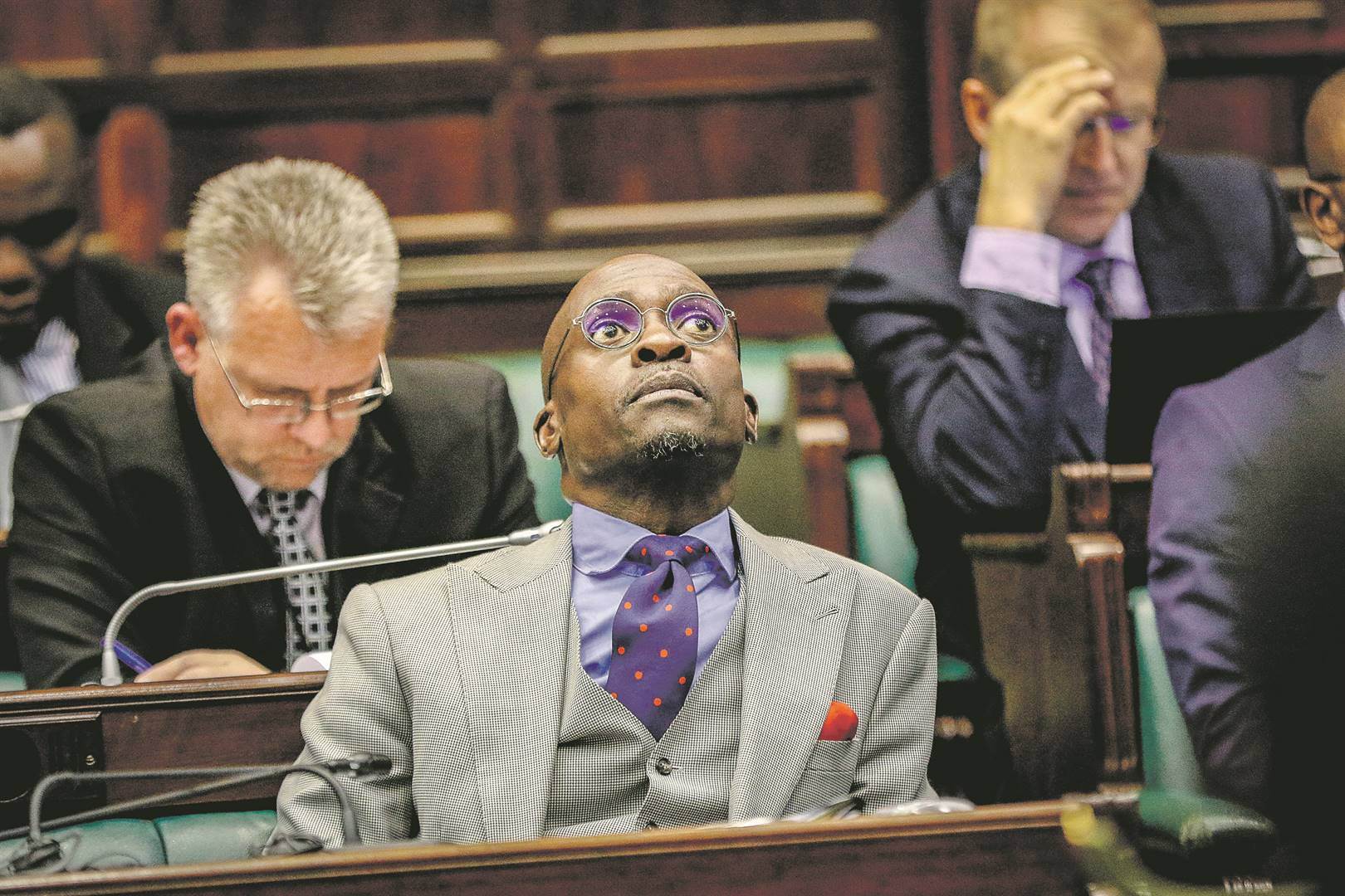 Malusi Gigaba claims hitmen were hired to kill him | Citypress - News24
