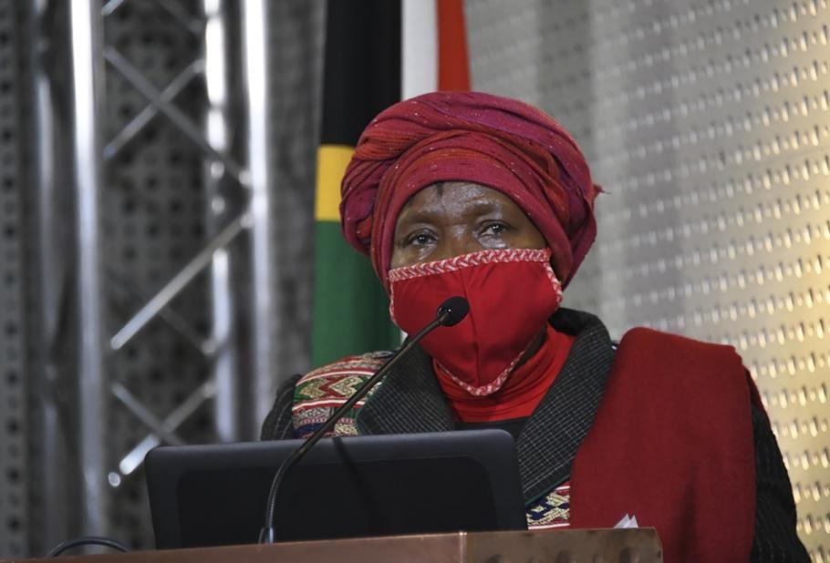 Nkosazana Dlamini-Zuma. Picture: GCIS