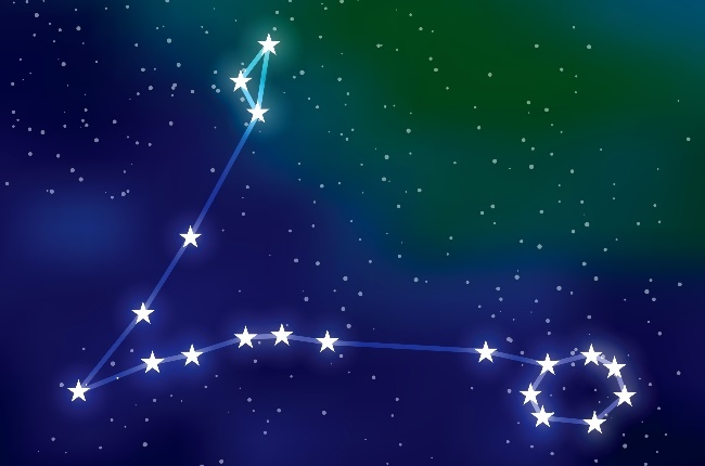 Pisces constellation. (Photo: Getty Images)
