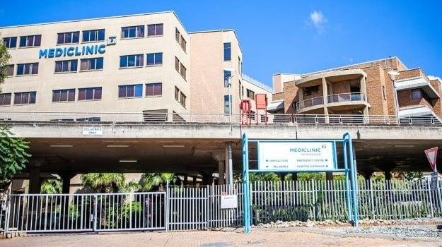 Mediclinic Morningside, Johannesburg