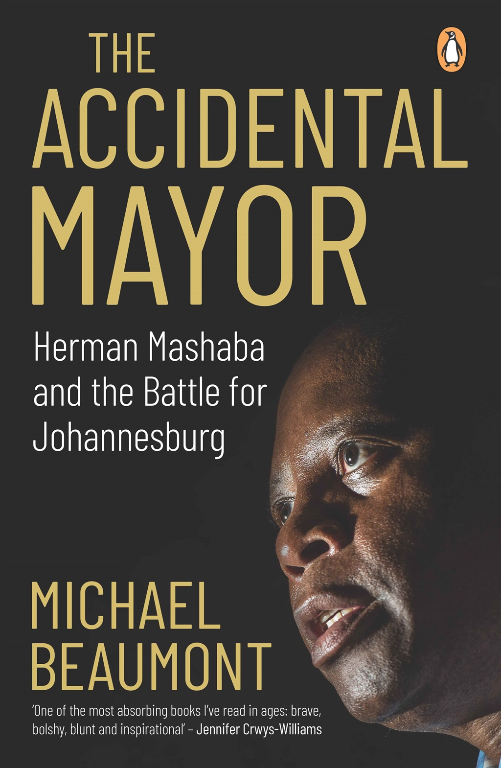The Accidental Mayor: Herman Mashaba and the Battle for Johannesburg by Michael Beaumont is published by Penguin Random House South Africa.