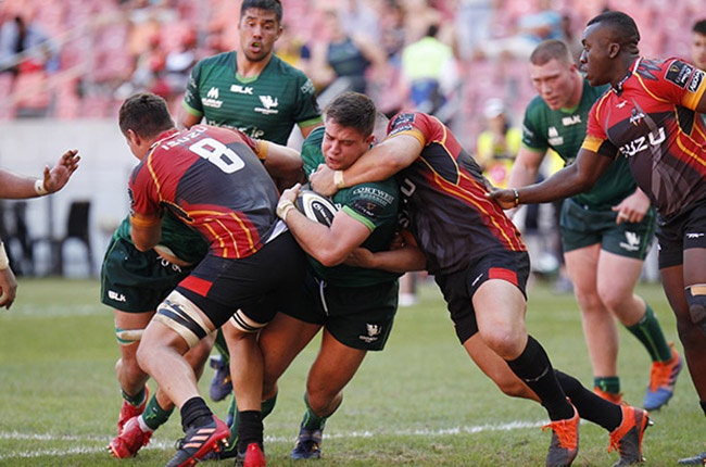 PRO14 action between the Southern Kings and Connacht at Nelson Mandela Bay Stadium in Port Elizabeth on 1 March 2020.