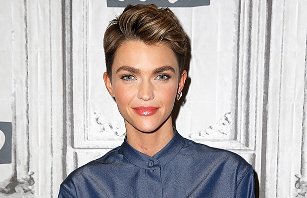 Ruby Rose. (Getty Images)