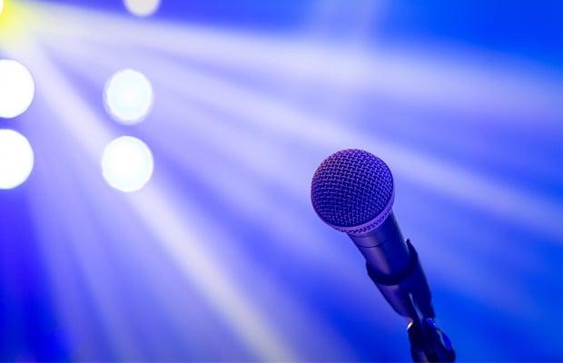 Microphone stock image (Photo: Getty Images/ Prasert Krainukul)