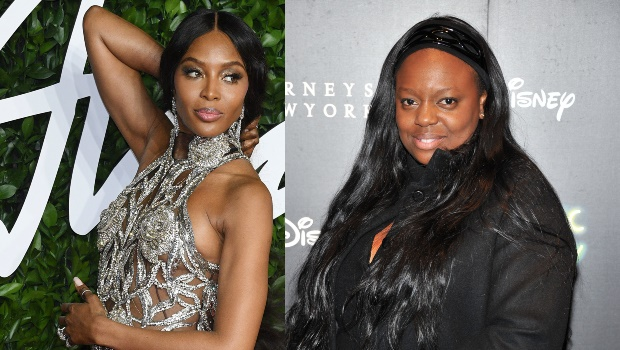Naomi is the first global face of Pat McGrath Labs