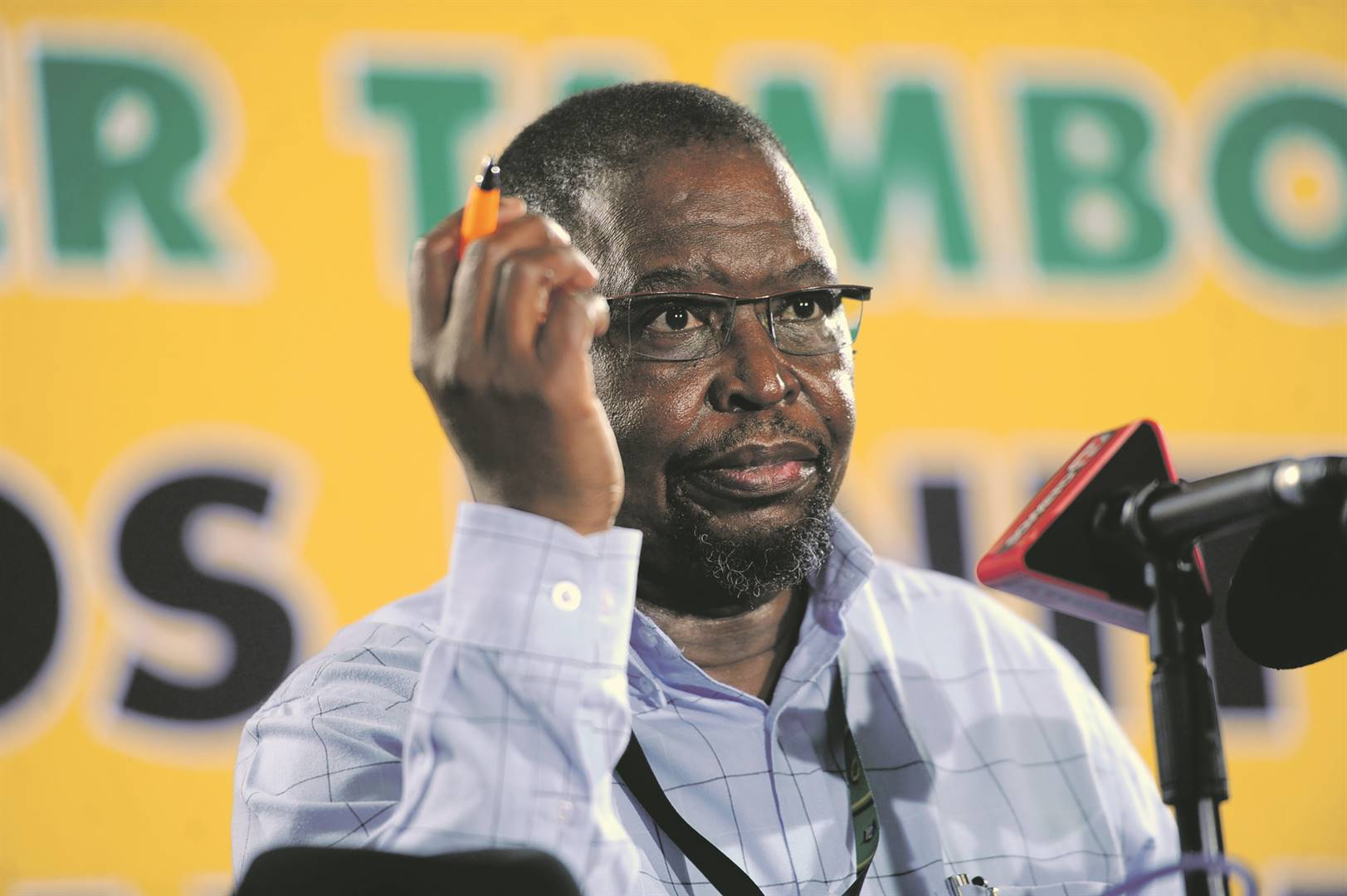 Enoch Godongwana, the new minister of finance. Photo: Jabu Kumalo