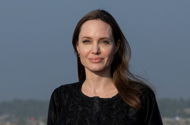 Angelina Jolie donated R3 million for her 45th birthday – we look back at some of her most charitable works | You