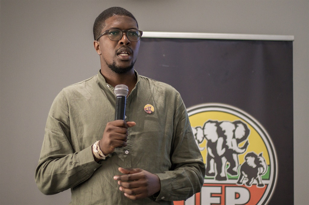 IFP MP and chairperson of Scopa Mkhuleko Hlengwa.