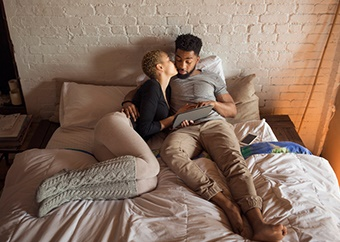 Why cuddling is a good thing, according to science