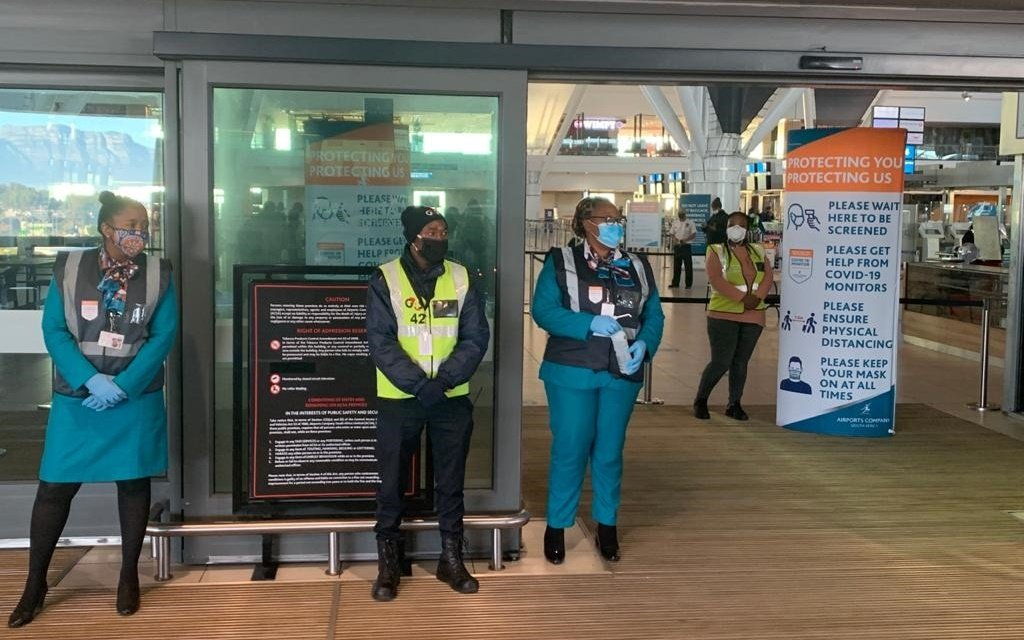 Cape Town International Airport (Supplied)