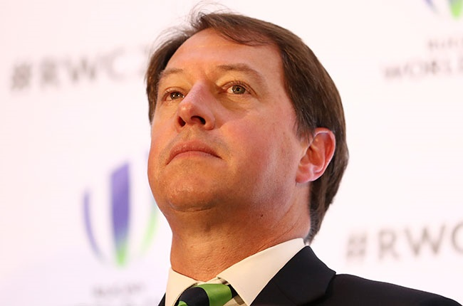 SA Rugby CEO Jurie Roux. (Photo by Bryn Lennon/Getty Images)