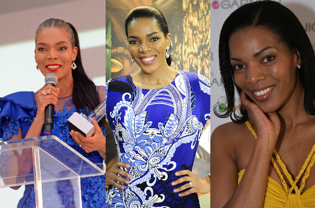 Connie Ferguson over the years.