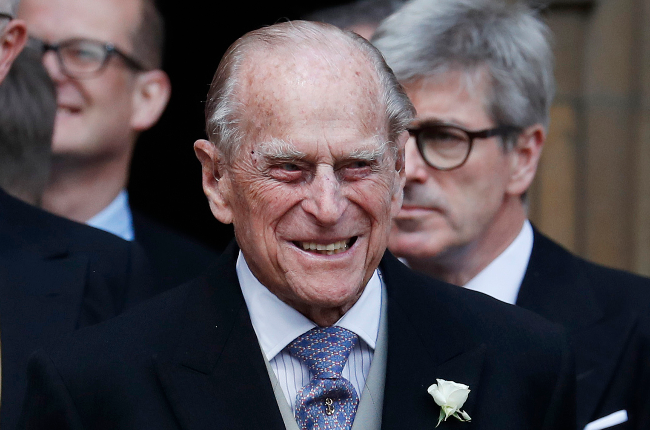 Prince Philip (Photo: Getty Images/Frank Augstein)