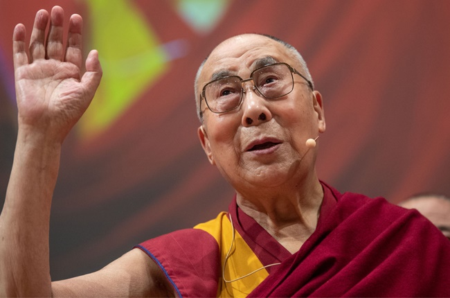 The Dalai Lama will release an 11-track album for his 85th birthday.