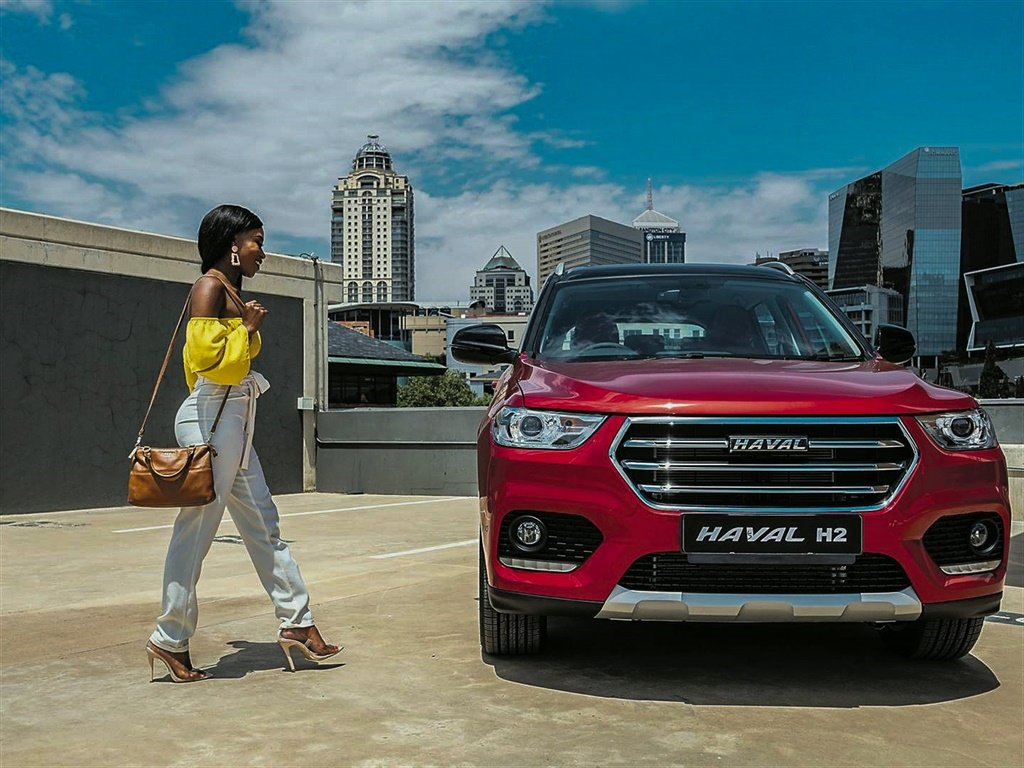 WORTH A SPIN? Of the handful of Chinese car brands in the country, the Haval is doing the best by far, although some South Africans are still skittish about it. Picture: Supplied
