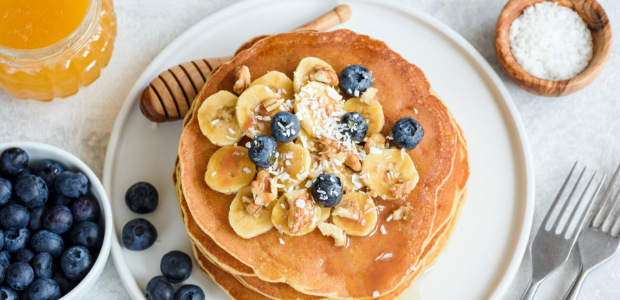 collection of pancake recipes