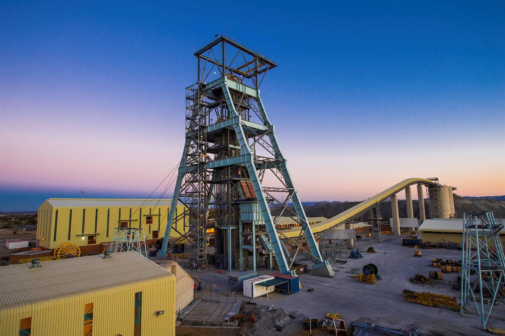 Impala Platinum's Rustenburg mine.