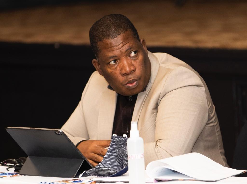 Gauteng Education MEC Panyaza Lesufi.