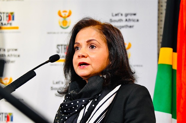 """<p>Nearly two years after a R2-billion theft of VBS Mutual Bank funds was laid bare, investigations into the matter are moving with haste, according Hawks boss advocate Godfrey Lebeya.</p><p>Lebeya and National Prosecuting Authority (NPA) head, advocate Shamila Batohi briefed the media on Wednesday after several arrests were made relating to the matter in an early morning blitz.</p><p>Members of the Hawks conducted a simultaneous search and seizure operation in 10 premises in Gauteng and Limpopo provinces, Lebeya revealed. </p><p>What's more, the team also executed warrants of arrests on four suspects while three other suspects are expected to hand themselves today. </p><p>The eighth suspect has been affected by Covid-19 and is currently in quarantine.</p><p>The suspects will be charged with 47 counts of various criminal offences. </p><p>These are five counts of a pattern of racketeering activities, 12 for theft, common law offence, seven for fraud, 15 counts for corruption and seven counts for money laundering.</p><p>""""The investigation has revealed that the eight suspects either unduly, directly or indirectly benefited more than R120 million,"""" said Lebeya, adding that the investigation revealed that 20 municipalities deposited an amount of R3.7 billion, of which R2.2 billion was paid back.</p><p>While the two heads were hesitant on being specific on the details of the investigation, Lebeya was at pains to point out&nbsp; that they are conducting an """"ongoing investigation"""".</p><p>The suspects in this case are expected to appear in the Palm Ridge Regional Court on Thursday.&nbsp;</p><p>Meanwhile, Batohi said: """"Although it is imperative that we move with speed to finalise these matters, the team has to be meticulous and go through all the evidence with a fine tooth comb"""".</p><p>""""We need to deliver justice to in this matter. It is our duty to the direct victims of corruption in this particular matter. Our actions will speak for themselves,"""" said Batohi.</p>"""