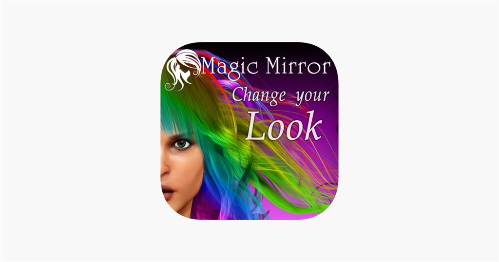Hairstyle Magic Mirror lite.
