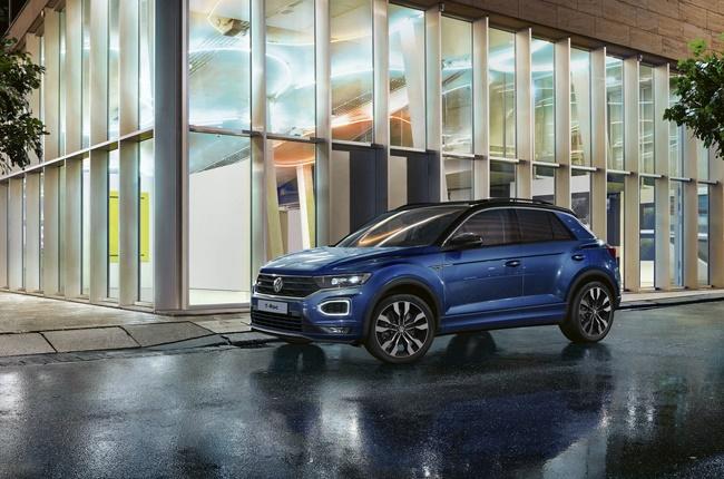 2021 Volkswagen T-Roc. Image: QuickPic