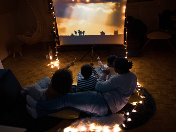 Make the most out of lockdown family time. (Image: Getty Images)