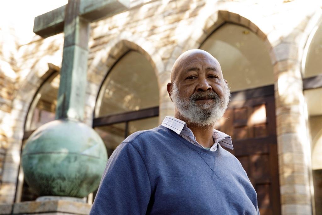 Cathedral bell ringer Eddie Esau