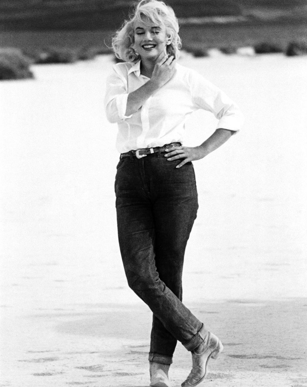 American actress, singer, model and sex symbol Mar