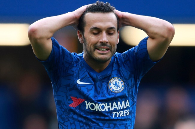 Pedro unwilling to play for Chelsea after agreeing Roma move