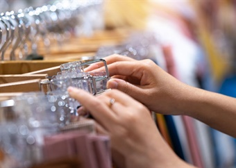 Retail tech hopes to beat one key Covid-19 threat: The shopping queue