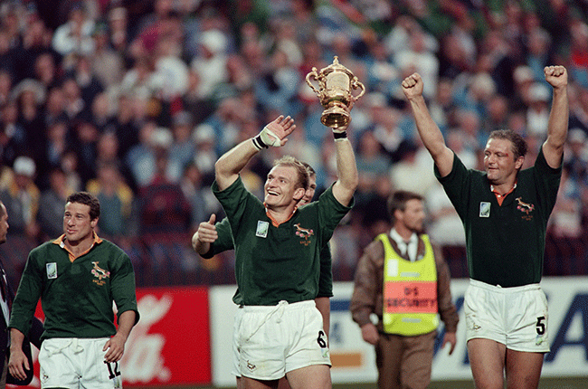 'Rigorous debate' part of 1995 Springboks despite Black Lives Matter drama - News24