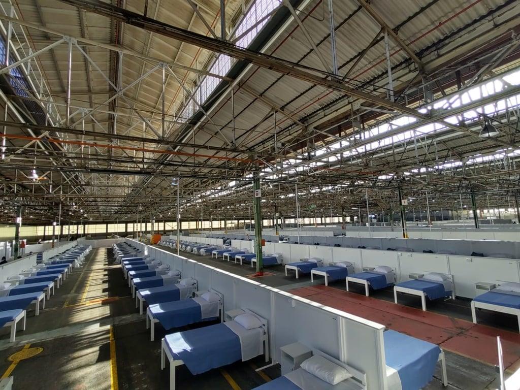 VW field hospital Eastern Cape