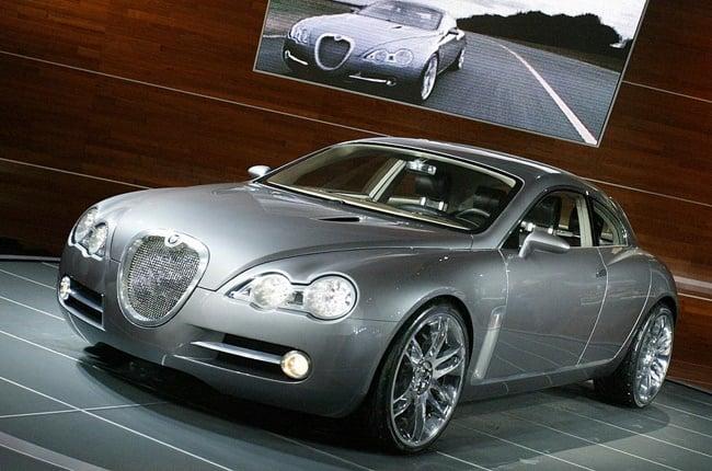 Jaguar RD-6 concept car