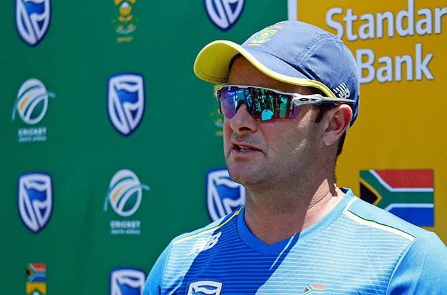 Mark Boucher waiting on new convenor of selectors before naming Proteas Test captain - News24