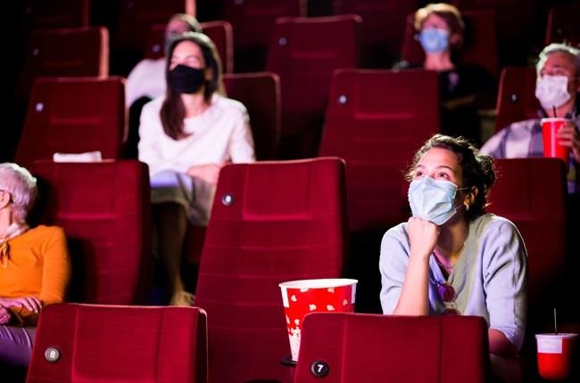 With the move to adjusted level 3, SA cinemas are once again allowed to open their doors to customers.