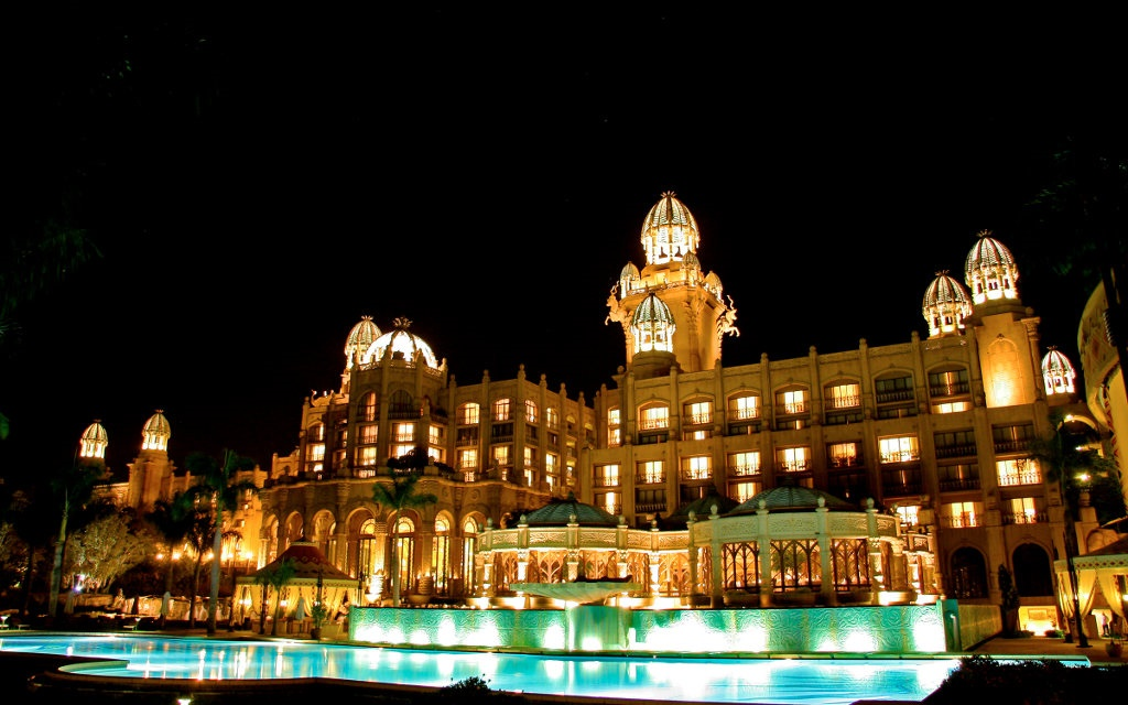 The Palace at Sun City Resort.