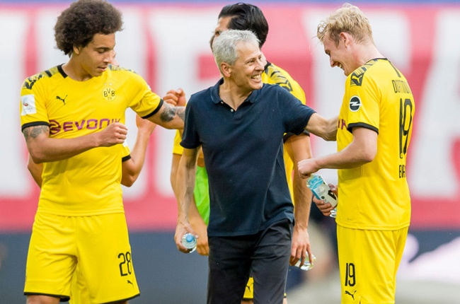 Lucien Favre (Getty Images)